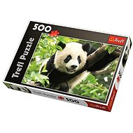 Trefl Panda 500 dílků - Puzzle