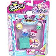 Shopkins S6: 5 pack - Sběratelská sada
