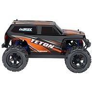 Traxxas Teton 1:18 4WD TQ oranžový - RC auto na dálkové ovládání