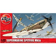 Airfix Model Kit A01071A letadlo – Supermarine Spitfire Mk1a - Plastový model