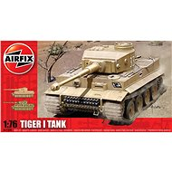 Airfix Model Kit A01308 tank – Tiger I - Plastový model
