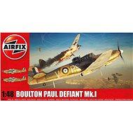 Airfix Model Kit A05128 letadlo – Boulton Paul Defiant Mk.I - Plastový model