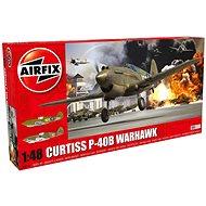 Classic Kit letadlo A05130 - Curtiss P40B Warhawk