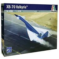 Italeri Model Kit I1282 letadlo – XB-70 Valkyrie - Plastový model