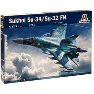 Model Kit letadlo 1379 - Sukhoi Su-34/Su-32 Fn