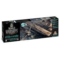 Model Kit World of Warships 46503 - U.S.S. Essex - Model lodě