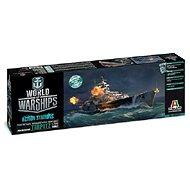 Italeri World of Warships 46504 – Tirpitz