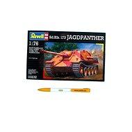 Plastic ModelKit tank 03232 - Jagdpanther - Plastikový model