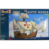 Revell Model Kit 05405 loď – Santa Maria - Plastový model