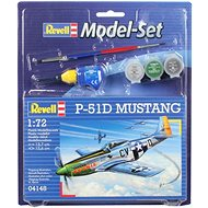 Revell Model Set 64148 Aircraft - P-51D Mustang - Model Airplane