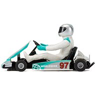 Scalextric Team Super Kart - Autíčko pro autodráhu