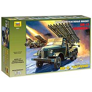 Model Kit military 3521 - BM-13 Katyusha - Plastikový model