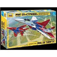 "Model Kit airplane 7310 - MIG-29 ""Swifts"" - Model Airplane"