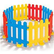 DOLU Plastový plot - Dětský domeček