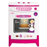 DOLU Play Stove with plastic oven - Plastic Model