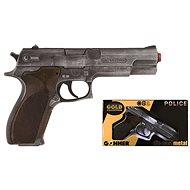 Policejní pistole Gold collection - Dětská zbraň