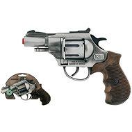 Policejní revolver Gold collection - Dětská zbraň