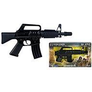 Samopal policejní černý - Dětská zbraň