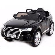 Audi Q7 lakované černé - Dětské elektrické auto