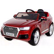 Audi Q7 lakované červené - Dětské elektrické auto