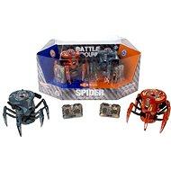 Hexbug Bojoví pavouci 2.0 Dual pack - Mikrorobot