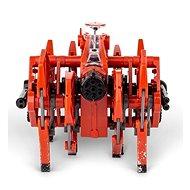 Hexbug Bojová tarantule – červená - Mikrorobot