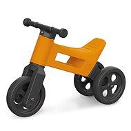 Funny Wheels 2v1 oranžová - Odrážedlo
