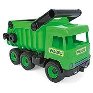 Wader Middle Truck sklápěč zelený - Auto