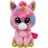 Beanie Boos Fantasia - Multicolor Unicorn 24 cm - Plyšák