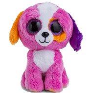 Beanie Boos Precious - Pink Dog 24 cm - Plyšová hračka