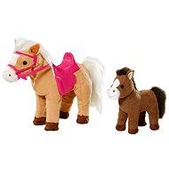 BABY Born Interaktivní kůň s hříbátkem - Plyšák