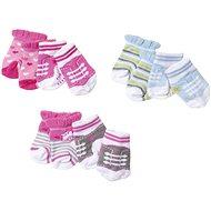 BABY Born Ponožky (2 páry) - Doplněk pro panenky