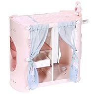 BABY Annabell Šatní skříň 2v1 - Doplněk pro panenky