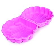 Paradiso Pink Seashell with Lid - Sandpit