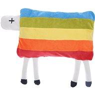 Mikro Trading Polštářek ovečka - Hřejivý plyšák