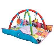 Taf Toys Hrací deka s hrazdou pro novorozence - Hrací deka