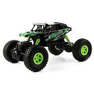 Crawler 1:18 zelený - Auto na dálkové ovládání