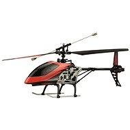 Buzzard 4kanálový červená - Vrtulník na dálkové ovládání