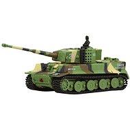 RC German Tiger - Tank na dálkové ovládání