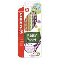 STABILO EASYcolors R 6 ks Pouzdro - Pastelky