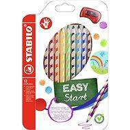 Stabilo Easycolours pro praváky 12 ks - Pastelky