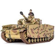 Panzer IV 1:24 - Tank na dálkové ovládání