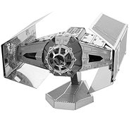 Metal Earth SW Darth Vader´s Starfighter - Stavebnice