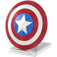 Metal Earth Marvel Captain America Shield - Stavebnice