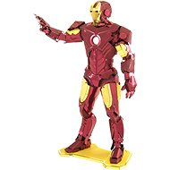 Metal Earth Marvel Iron Man - Stavebnice