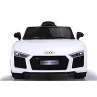 Audi R8 Spyder – white - Children's electric car
