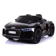 Audi R8 Spyder – černé - Dětské elektrické auto
