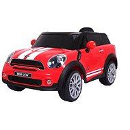 Mini Paceman JCW – červené - Elektrické auto