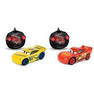 Dickie RC Cars 3 Blesk McQueen a Cruz Ramirezová sada - Auto na dálkové ovládání