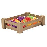 Ecoiffier Přepravka s ovocem nebo zeleninou - Herní set